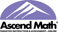 Ascend Math - Close Math Gaps Now!